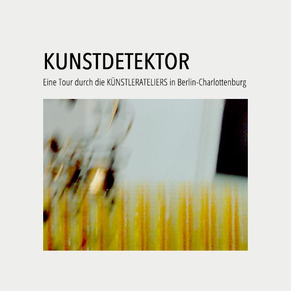 WEBDESIGN FÜR BERLINER KUNSTDETEKTOR